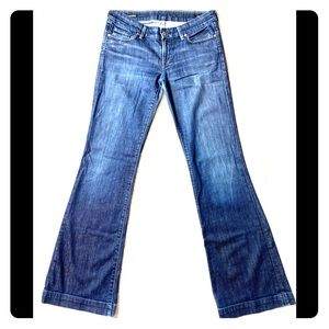 "Citizens of Humanity ""Faye"" Bootcut Stretch Jeans"